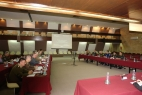Информисање страних војних представника о раду  Дирекције за европске интеграције и управљање пројектима (3)